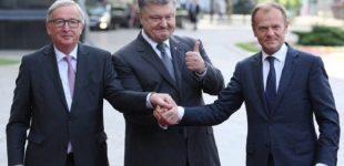 """ES nepalaikė """"europietiškų Ukrainos siekių"""""""
