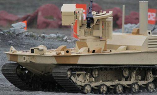 Autonominiai ginkluoti robotai įvykdys esminį perversmą ateities kariniuose konfliktuose