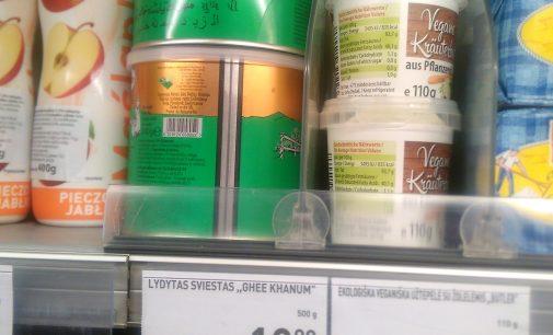 Vasarį brango pigiausi maisto produktai! – skelbia Pricer