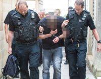 Nuteistas policijos pareigūnams priešinęsis Izraelio pensininkas