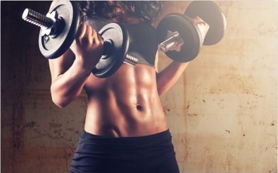 Treniruotės su svoriais