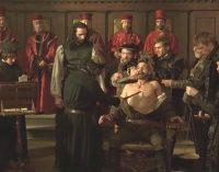 """Jevgenijus Golovinas apie V.Šekspyro """"Venecijos pirklį""""- gyvename Šeilokų laikais"""
