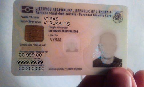 Seimas siūlo atsisakyti reikalavimo vairuotojams vežiotis visus dokumentus