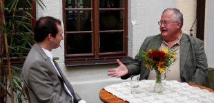 Vokietijos politikas: Jei Putinas sugalvotų mus pulti – mes neturėtume jokių šansų. Bet jis to nedarys.