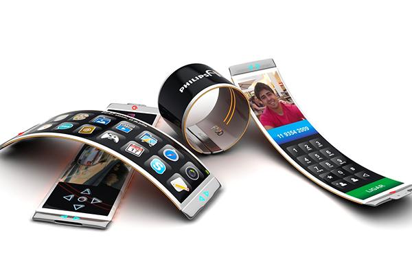grafeno telefonai
