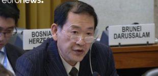 """Šiaurės Korėja žada Vašingtonui """"didelį skausmą"""""""