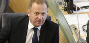 """A.Skardžius : """"Seimas bijo kelti 'Independence' aferos klausimus, nes mato, kaip esu daužomas"""""""