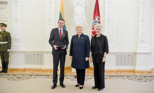 Emigrantės laiškas dalių ir tapinų Lietuvai
