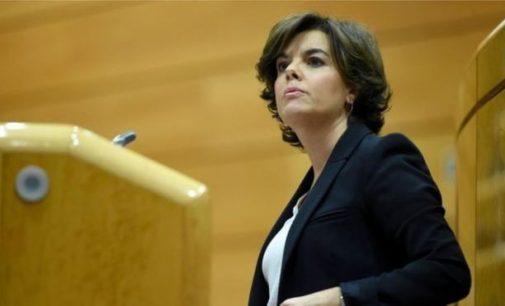 Ispanijos vyriausybė paskyrė naują Katalonijos premjerę