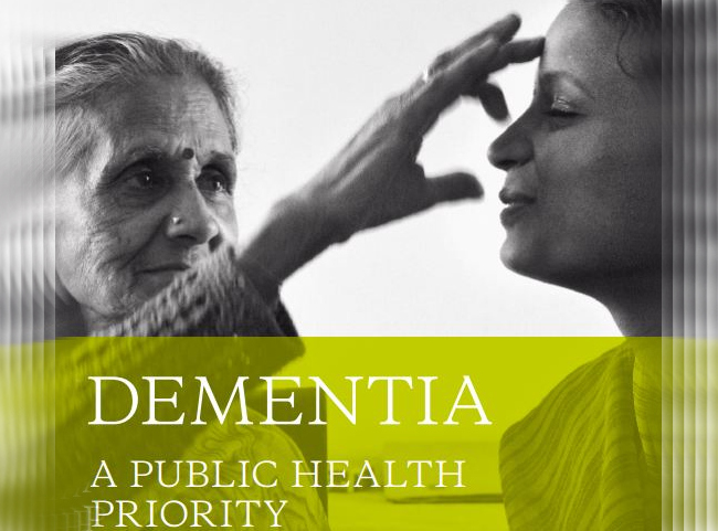 Senatvinė silpnaprotystė - demencija