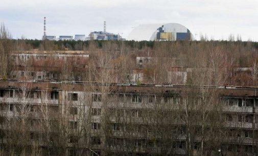 Branduolinės JAV kapinės Ukrainoje