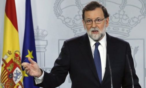 Katalonijos valdžios įgaliojimai bus perduoti Madridui