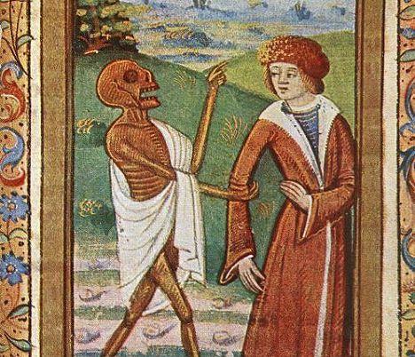 Mirties viešnagė
