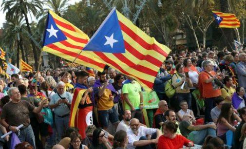 Madridas atmetė Katalonijos nepriklausomybės deklaraciją