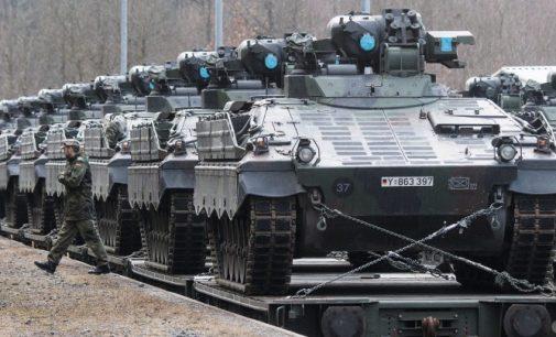 Slaptoje ataskaitoje NATO įspėja – Rusijos puolimo sustabdyti nepavyks dėl nepakankamų pajėgumų