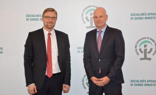"""""""Pabėgėlių integracija Lietuvoje vyksta teisinga kryptimi"""", – giria ministrą L. Kukuraitį JT vyriausiojo pabėgėlių komisaro biuras"""