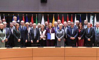 Gynybos klausimais Europa nori atsiskirti nuo JAV