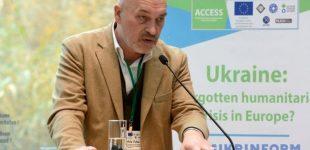 Kremliaus agentai yra užplūdę visą Ukrainą