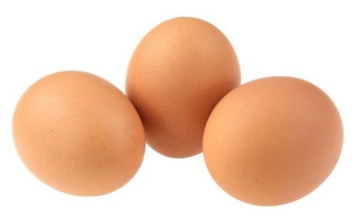 Artėjant Kalėdoms – keliamos kiaušinių kainos