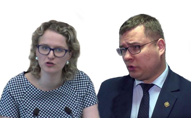 A. Armonaite ir L. Kasčiūnas