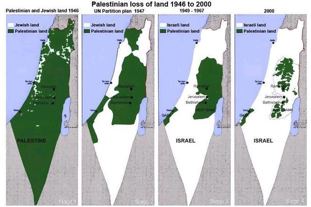 Palestinos žemė