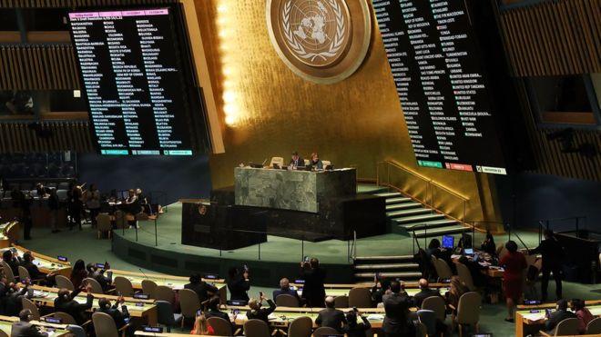JTO Generalinė asamblėja