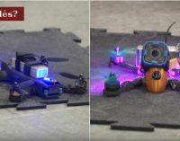 NASA įvyko varžybos tarp bepiločio drono ir žmogaus. Kas nugalėjo?