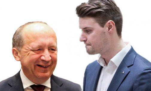 A. Kubilius ir M. Majauskas turi klausimų R. Karbauskiui, bet juos adresuoja žemės ūkio ministrui