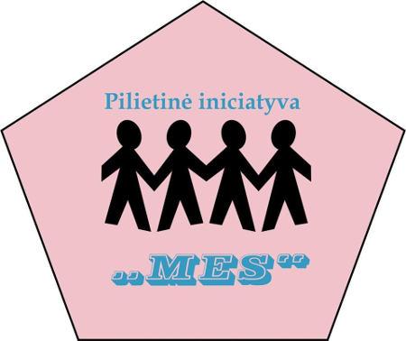 Pilietinė iniciatyva - MES