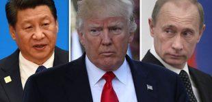 Rusija ir Kinija meta iššūkį JAV dolerio dominavimui