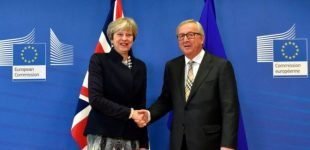 Pasienio nebus: Britanija ir ES susitarė Brexit klausimu