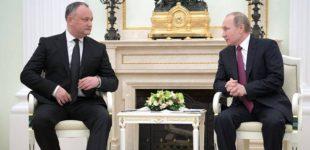 Prorusiškas Moldovos prezidentas nušalintas nuo savo pareigų vykdymo