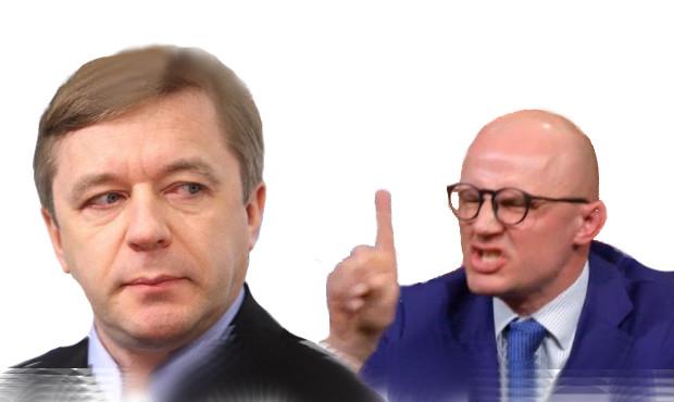 Ramūnas Karbauskis ir Edmundas Jakilaitis