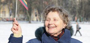 Nijolei Sadūnaitei, sausio 13 dieną bus įteikta 2017-ųjų Laisvės premija
