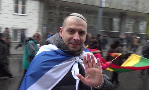 Kaip Vilniaus mero patarėjas trolino lietuvius nepriklausomybės atkūrimo šimtmečio proga