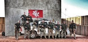 Lietuvos kariai, dalyvaujantys operacijose užsienyje, minėjo atkurtos Lietuvos valstybės 100-metį