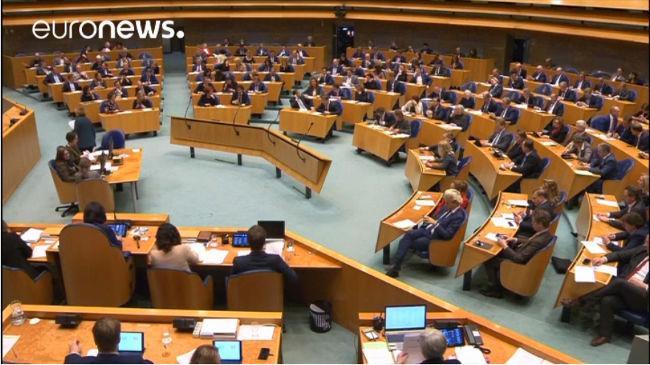 Nyderlandų parlamentas pripažino armėnų genocidą