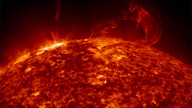 Saulė - Globalus atšilimas
