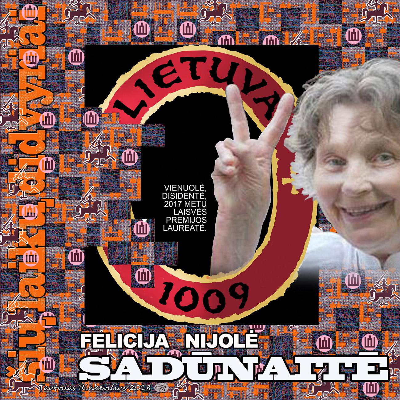 Felicija Nijolė Sadūnaitė