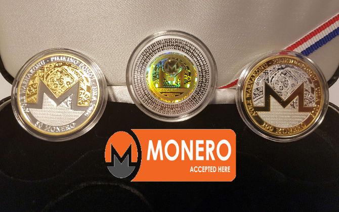 kriptovaliuta Monero