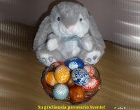 Sveiki sulaukę Šventų Velykų!