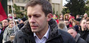 Algimantas Rusteika: Krizė
