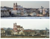 Vilniaus kultūros paveldo ateitį lemia prekeivių mentalitetas – galia ir pinigai