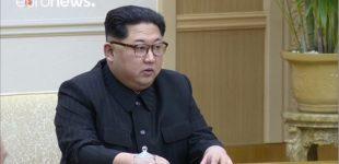 Šiaurės Korėja paskelbė nutraukianti branduolinės ginkluotės bandymus