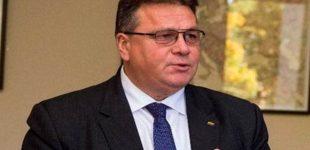 URM vadovas L. Linkevičius Lietuvos vardu paskelbė palaikantis raketų smūgį Sirijoje