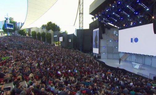 """""""Su jumis kalba robotas"""": Google pažadėjo įspėti gyvus žmones"""