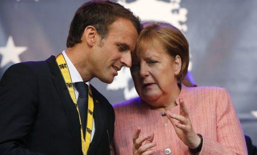 Pažeminęs Europą išėjimu iš branduolinio susitarimo, Trampas padėjo jai susitelkti