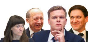Konservatoriai reikalauja atsisakyti seminaro Mokslų Akademijoje, kadangi jis, pasak TS-LKD, bus apie Astravo AE