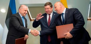 Lietuvos, Latvijos ir Estijos gynybos ministrai sutarė dirbti išvien siekdami nuolatinio JAV pajėgų dislokavimo Baltijos šalyse
