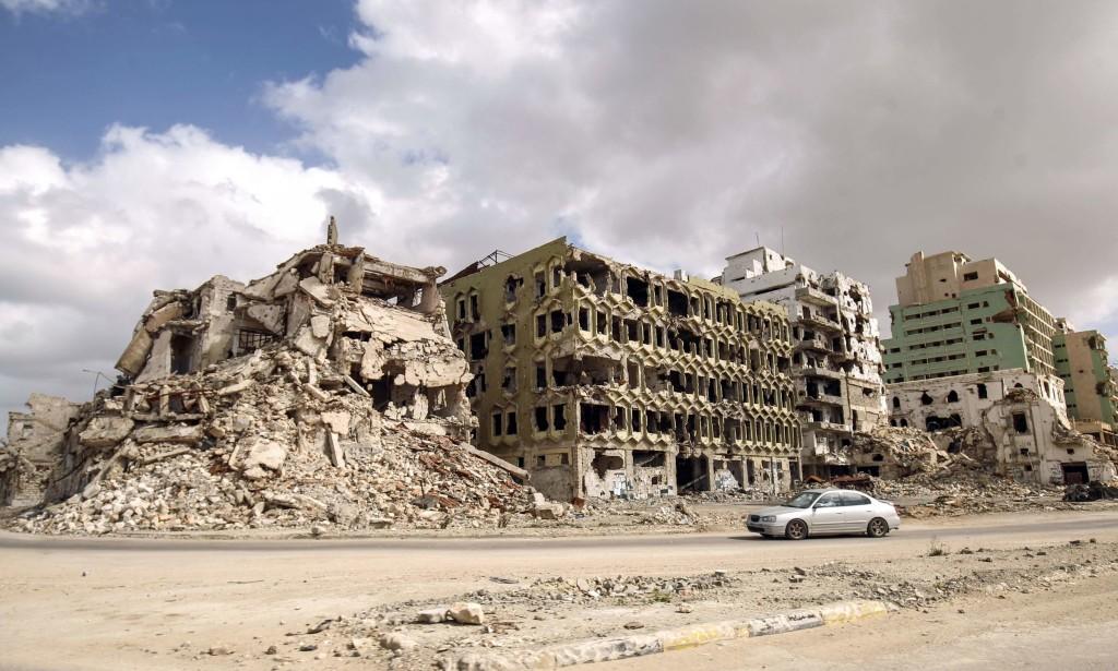 Libija - Benghazis